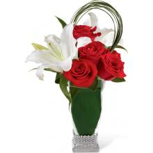 B21-4836 The FTD® Pure Passion™ Bouquet